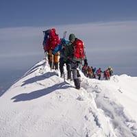 Τμήματα Ορειβασίας